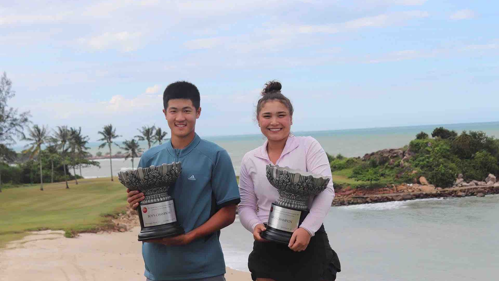 JGTA Bintan winners