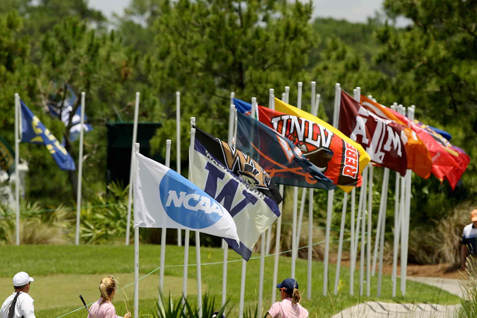NCAA Division 1 Womens Golf Championship