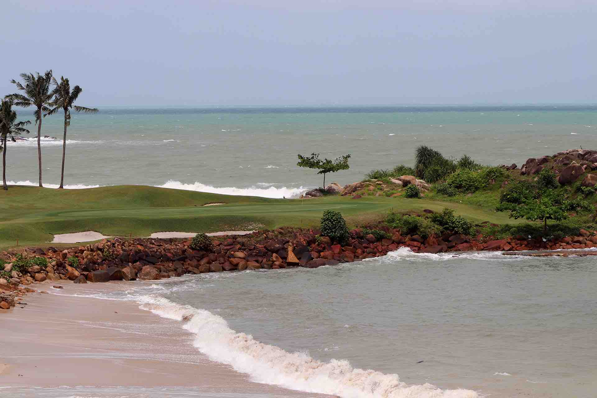 Jack Nicklaus Seaview Course