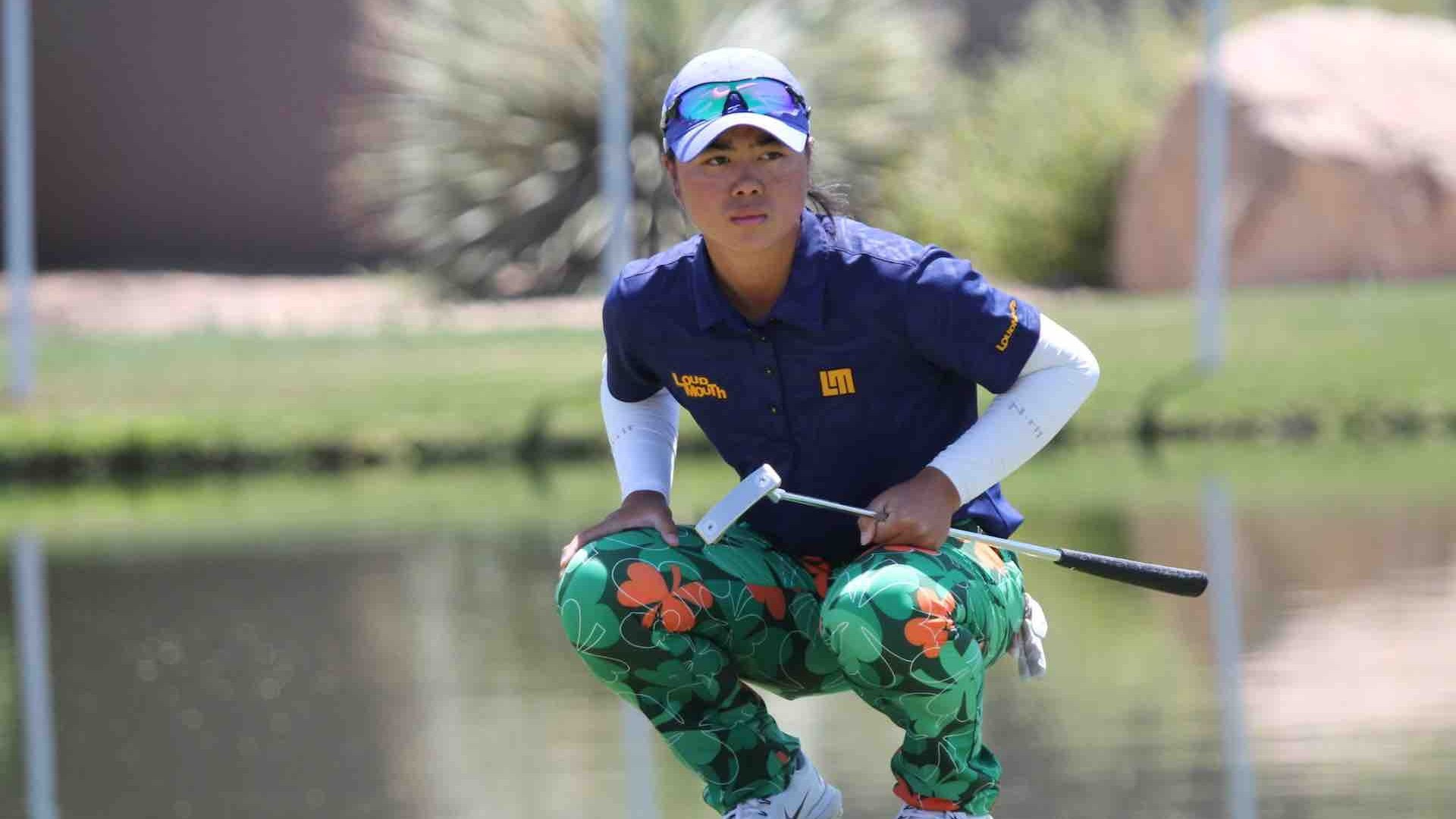 Yuka Saso Wins Thunderbird