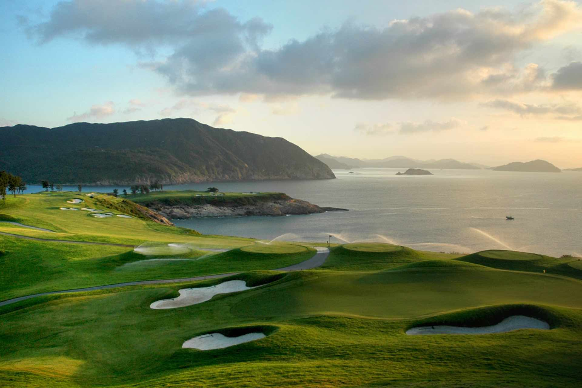JGTA Season Suspended - Clearwater Bay Golf & Country Club in Hong Kong
