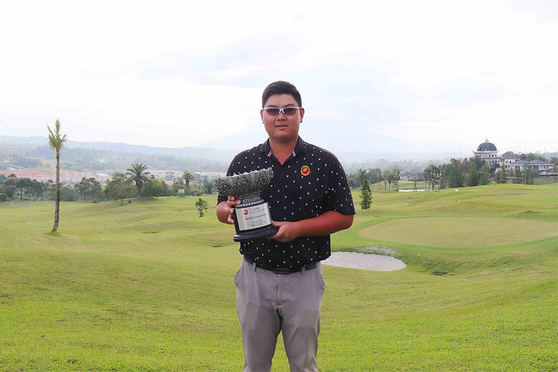 JGTA Bogor Junior Championship
