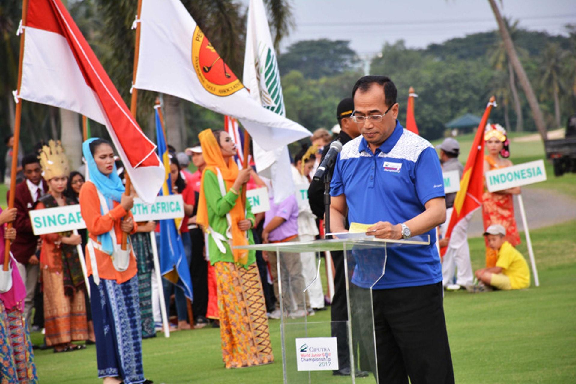 Ciputra Golfpreneur Junior World Championship