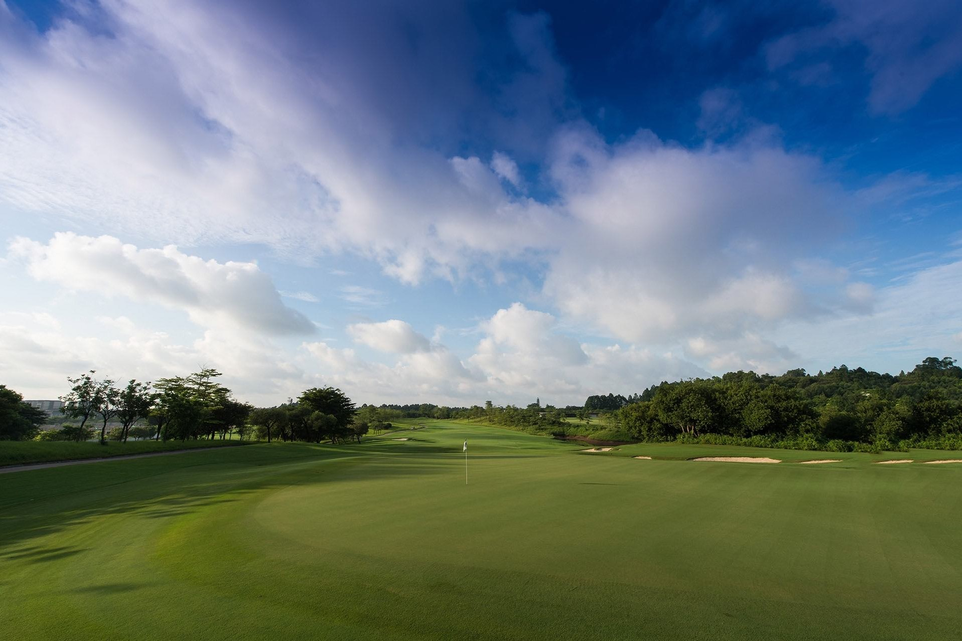 Foshan Golf Club Venue Spotlight