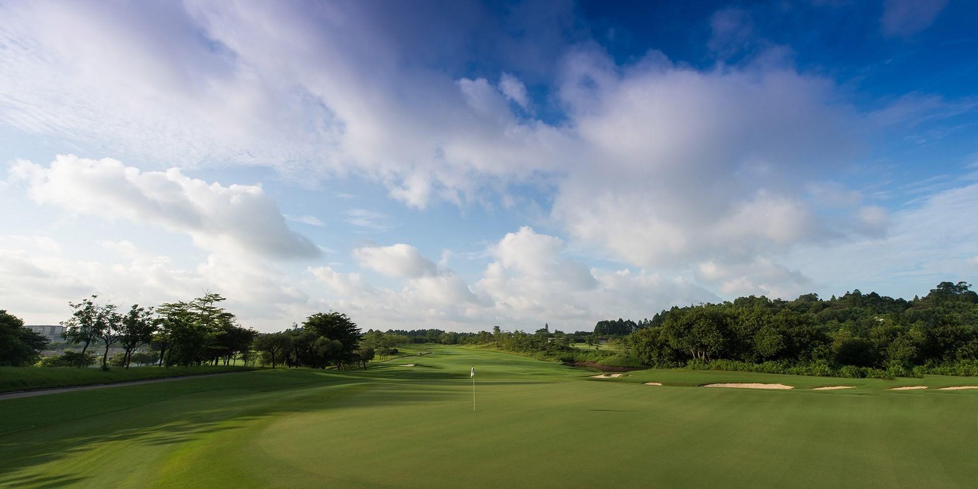 Foshan Golf Club Venue Spotlight