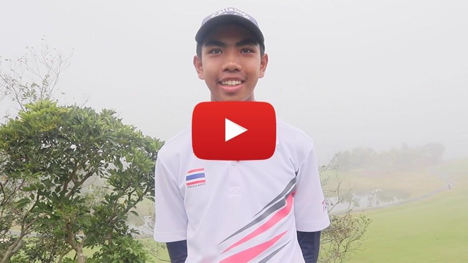JGTA Champion Pongsapak Laopakdee