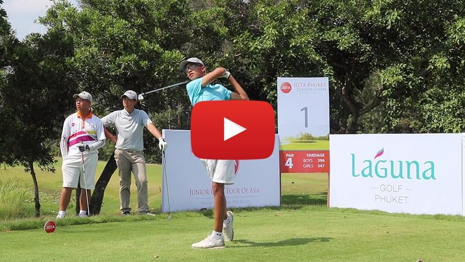 A Parent's Perspective of Junior Golf