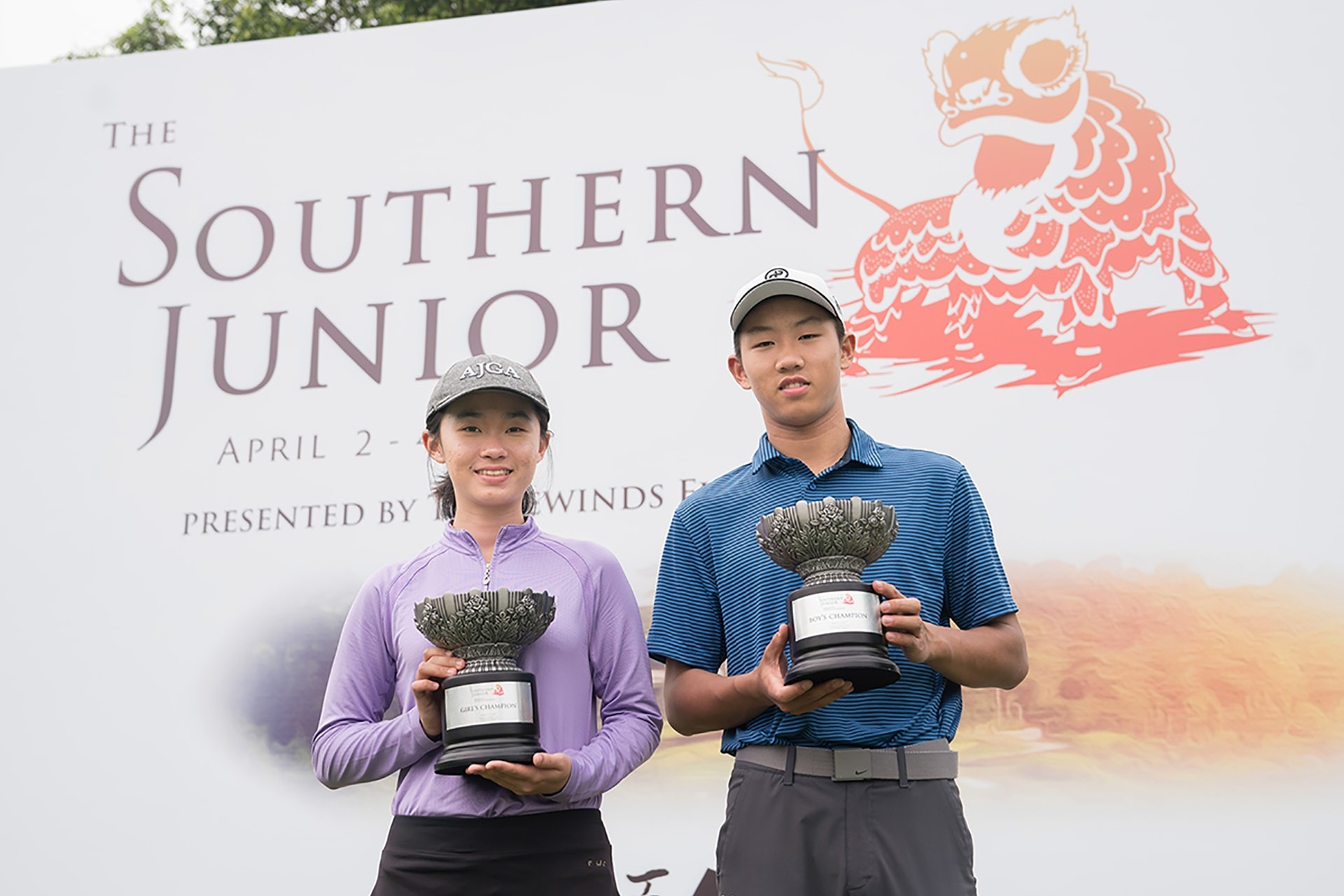 The Southern Junior - Kuan and Jiang