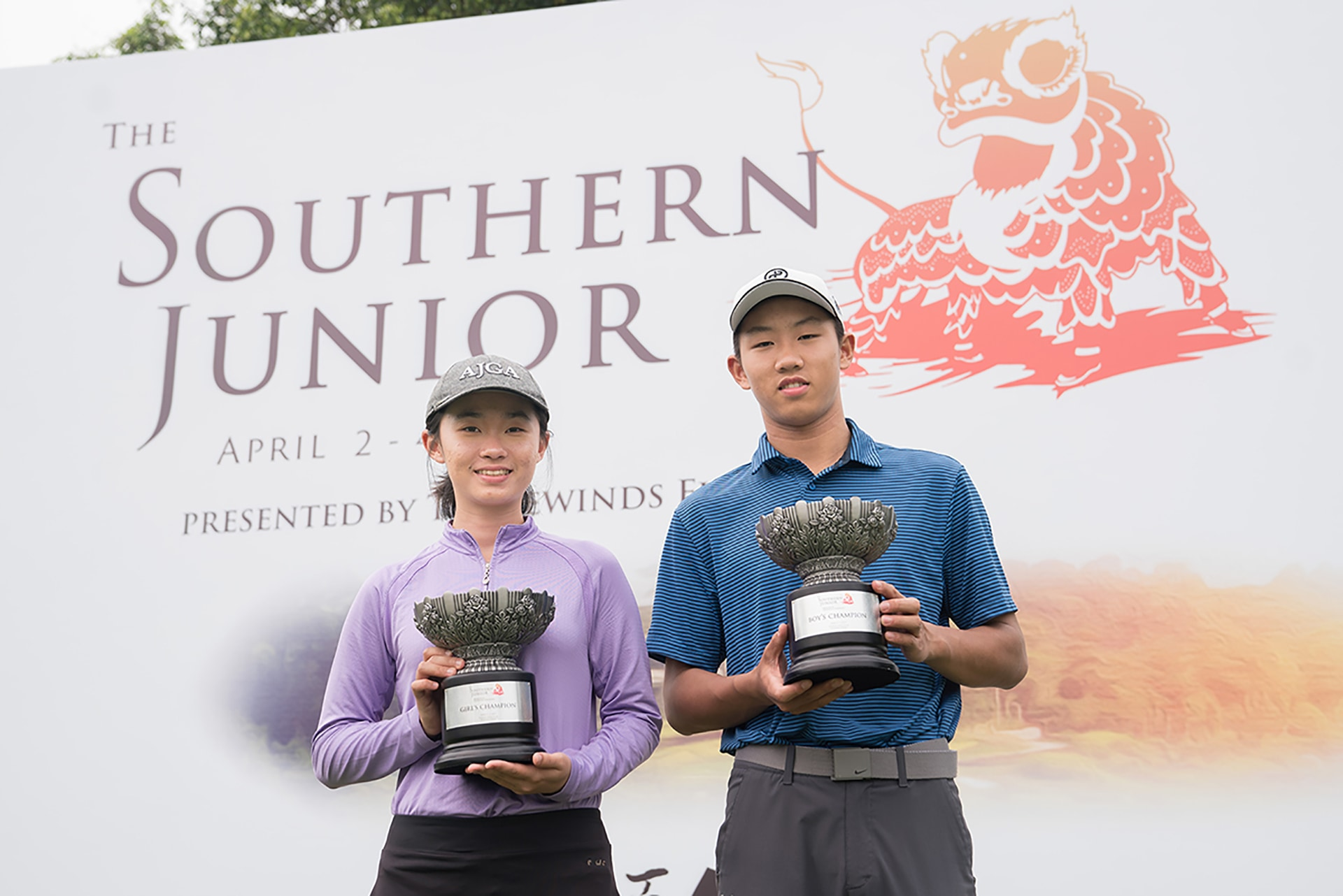 Kuan and Jiang Steal the Show