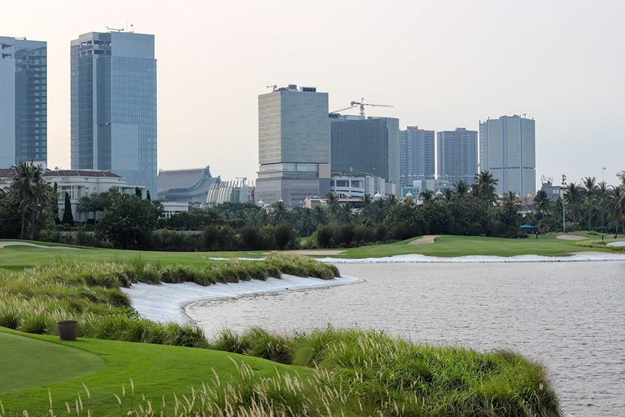 Damai Indah Golf PIK Fairway View