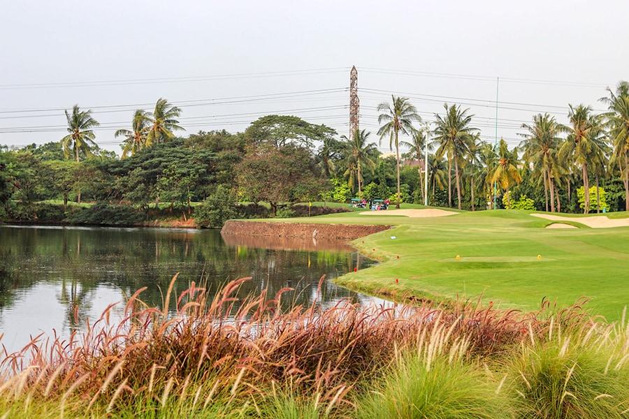 Damai Indah Golf PIK Par-3