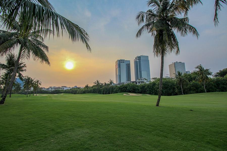 Damai Indah Golf Sunset View