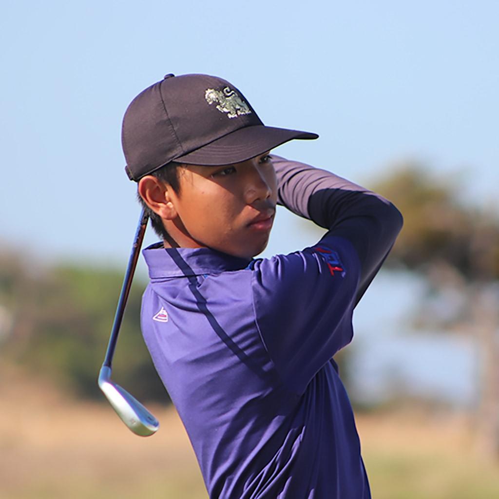 First Team 2020 Junior All-Asia Boy Pongsapak Laopakdee