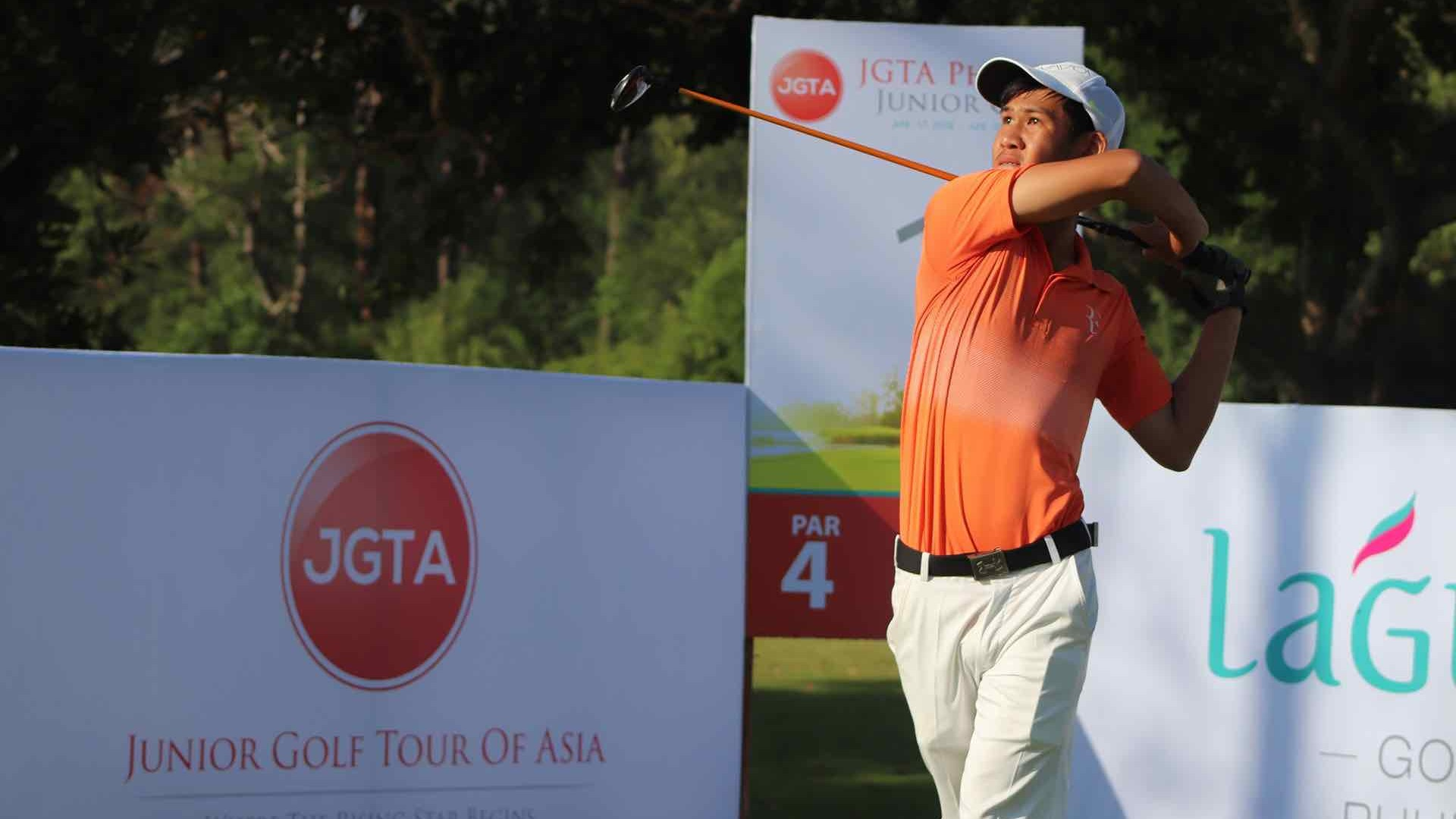 The Official Site Of The Jgta Junior Golf Tour Of Asia