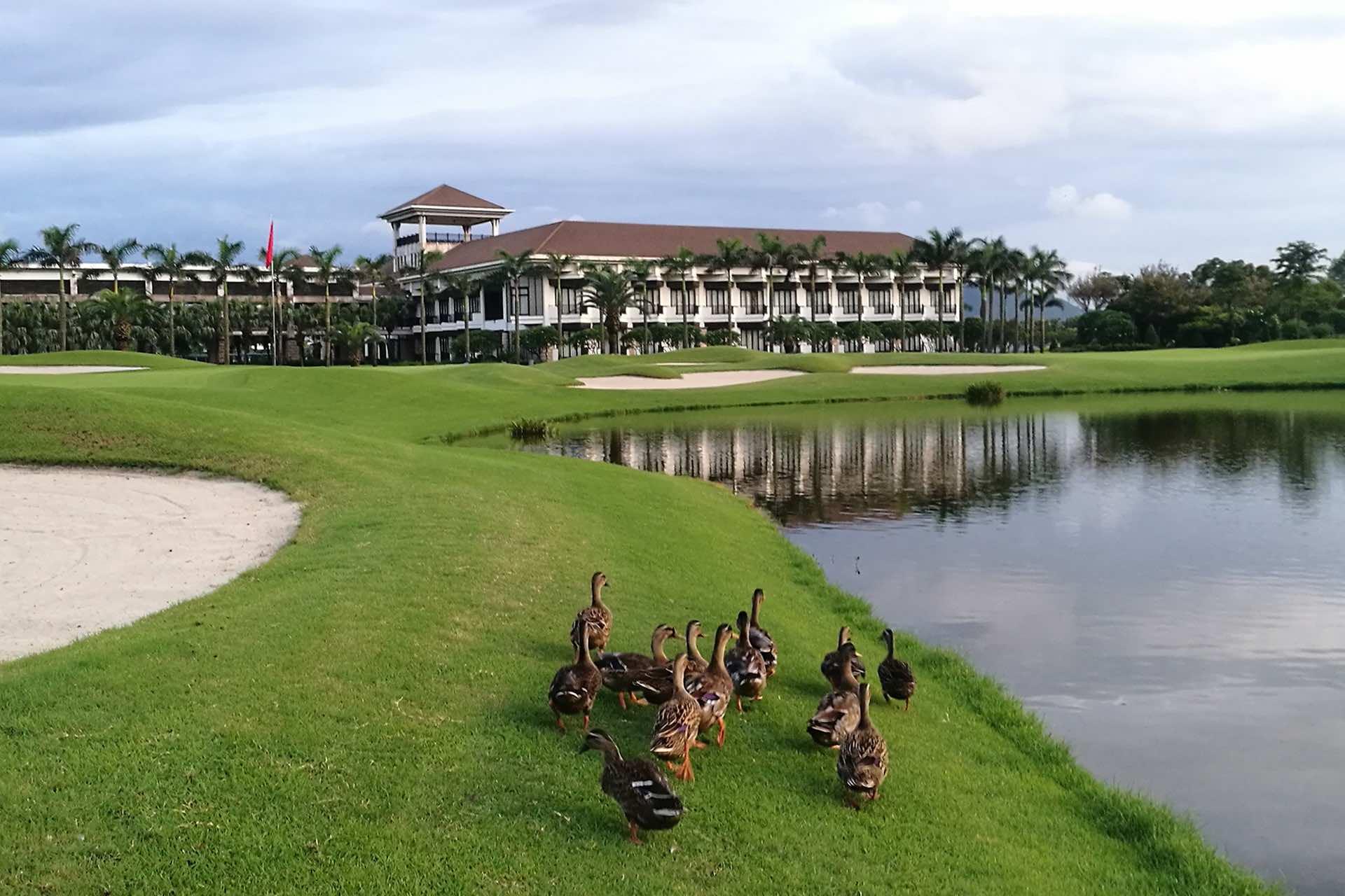 2019 Southern Junior Venue Spotlight featuring Zhuhai Golden Gulf Golf Club
