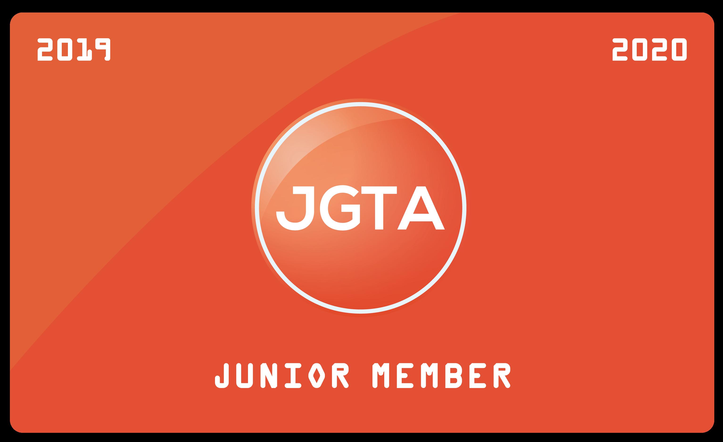 JGTA Tour Card