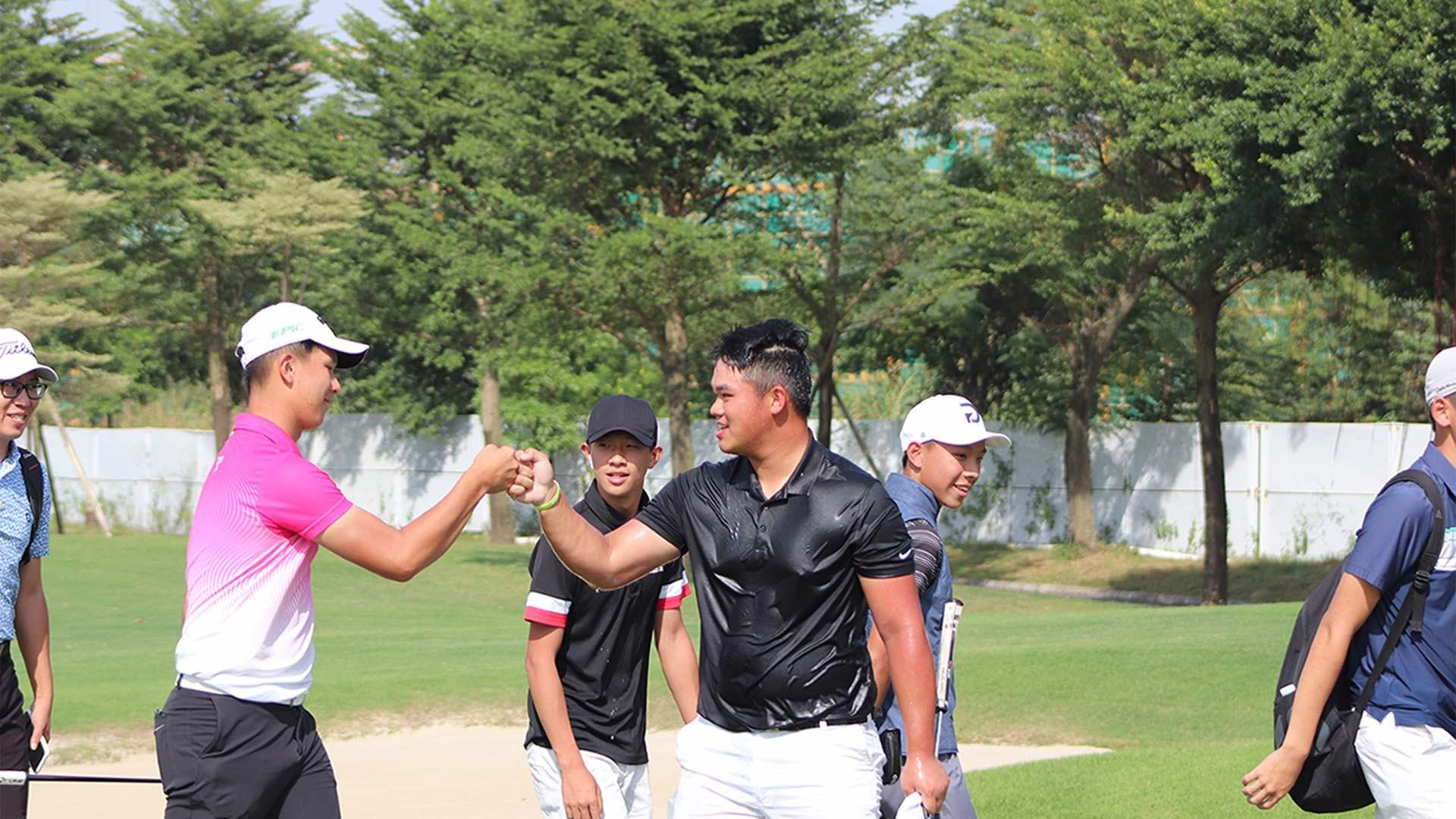 Tickets Punched for Jui-Shen Lee after winning in a sudden death playoff at The Southern Junior