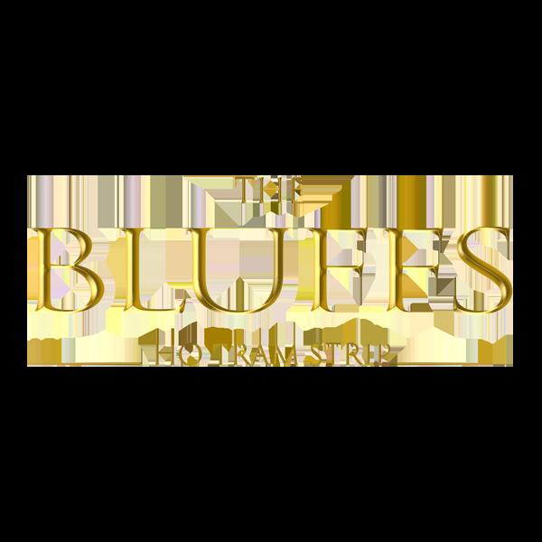 The Bluffs Ho Tram Strip Logo