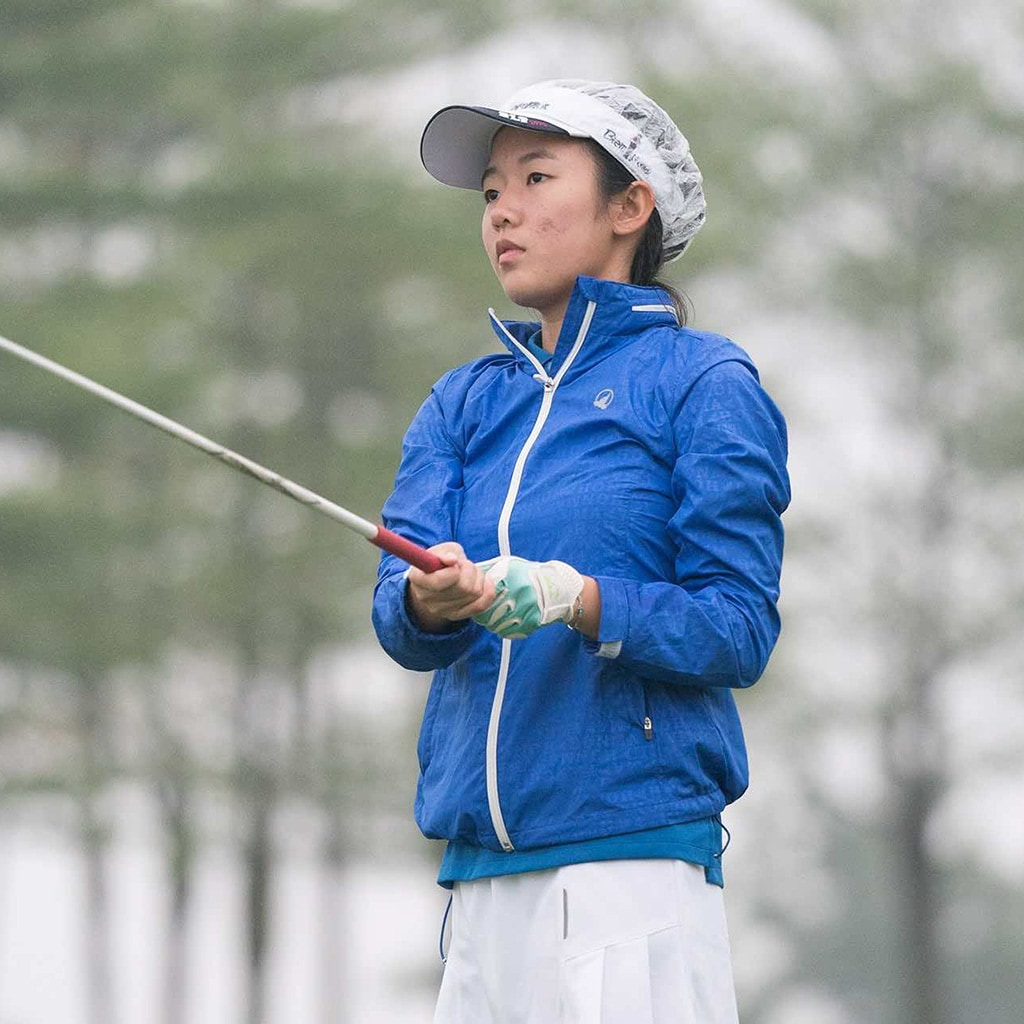 First Team 2019 Junior All-Asia Girl Yulin Chen (2021)
