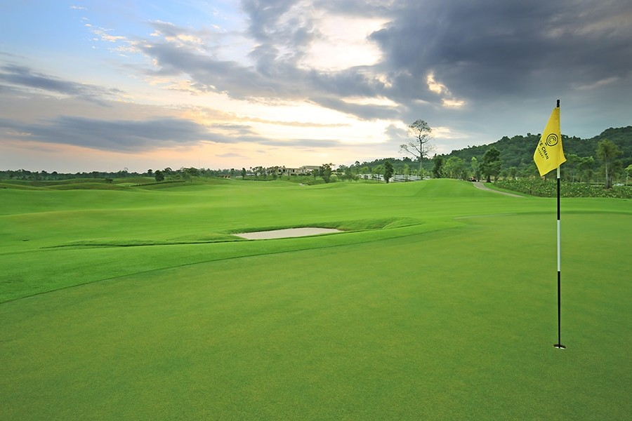 Chee Chan Golf Resort, home of the 2020 Chee Chan Junior Championship