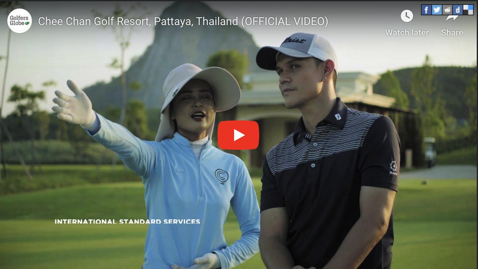 Chee Chan Golf Course Thailand