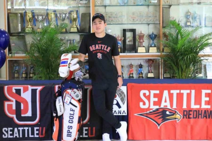 College Commitments 2019 Conor Kelly to Seattle University