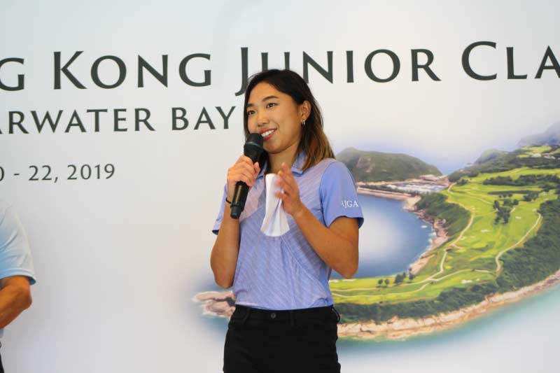 College Commitments 2019 Clearwater Bay Golf and Country Club