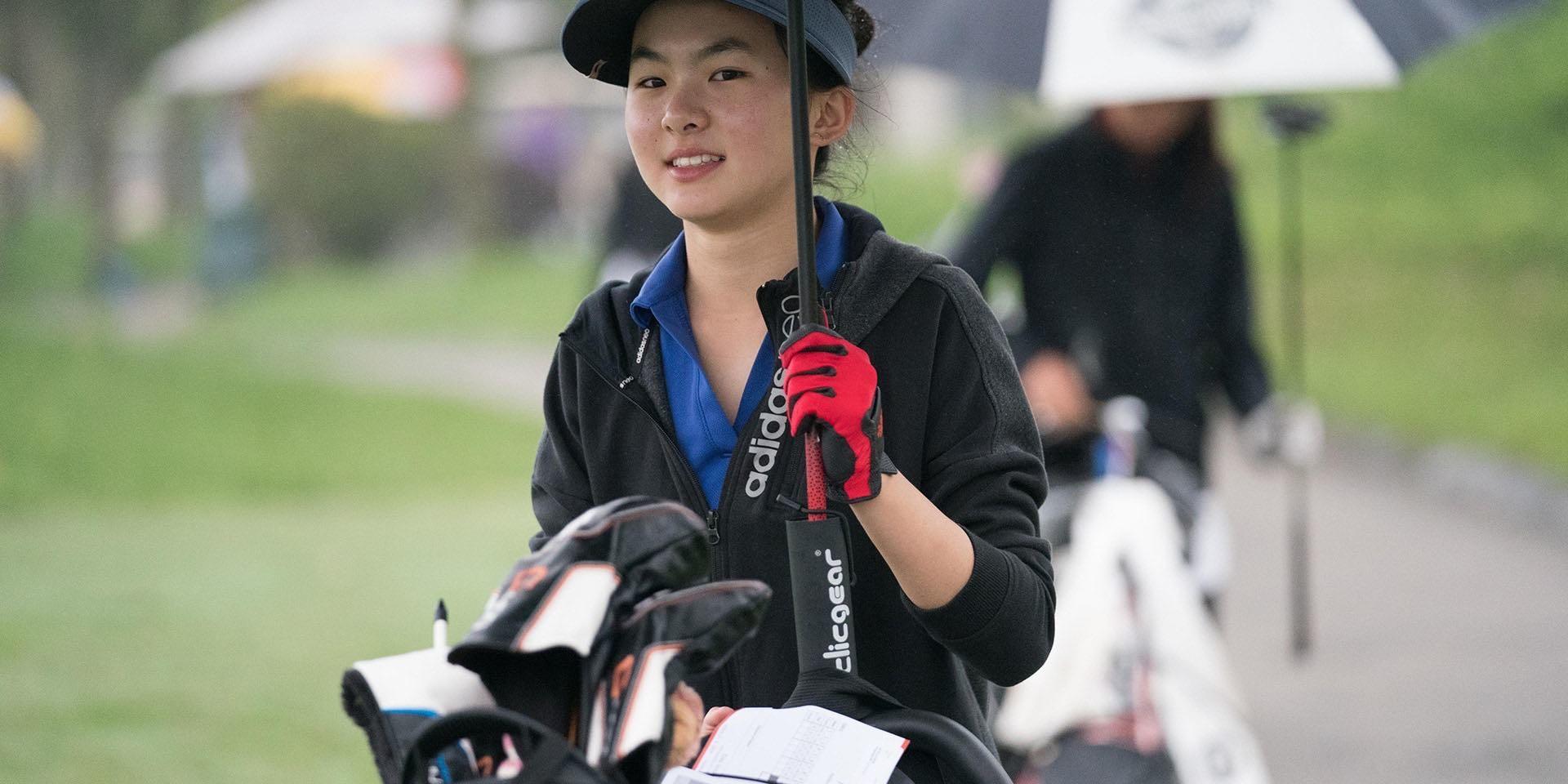 Jiayang Lu at The Southern Junior | Class of 2020 Roadmap