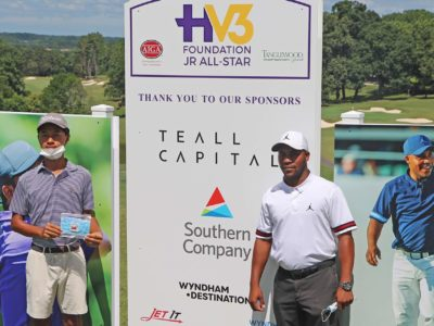 Zachary Ong Impacts Junior Golf