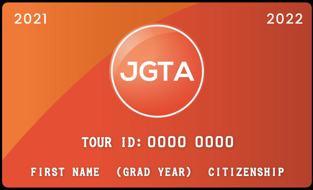 Tour Card