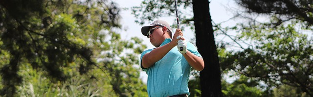 Nanayama and Tee Hold Lead Through 36